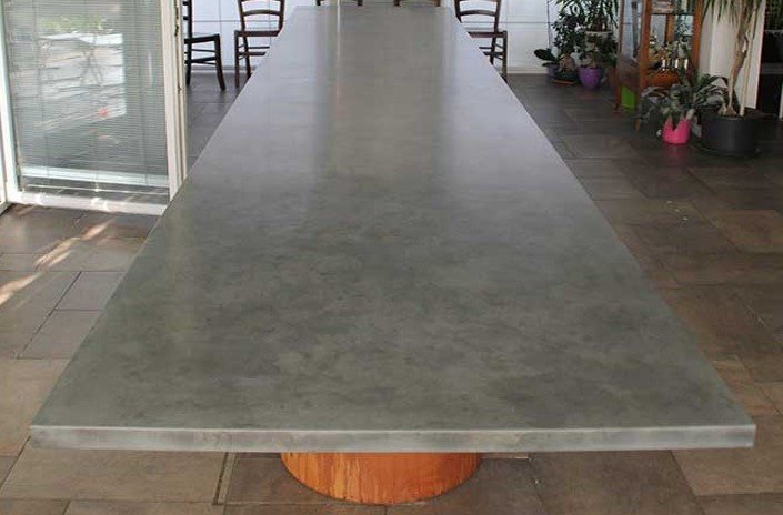 Zinc Finished Table Finishes For Furniture Zinc Finished Table