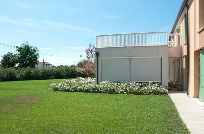 Zincatura ad arco elettrico ringhiere e cancelli for Design abitazioni